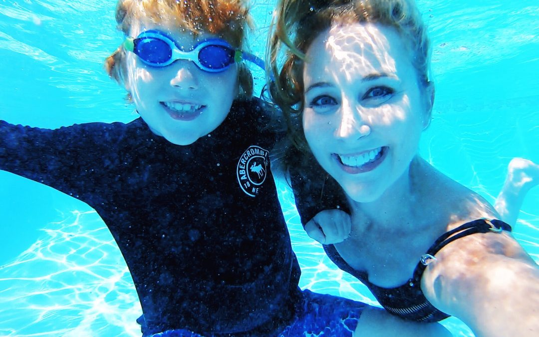 "Diving Into My ""Blob"" – How I Started My Mom Blog"