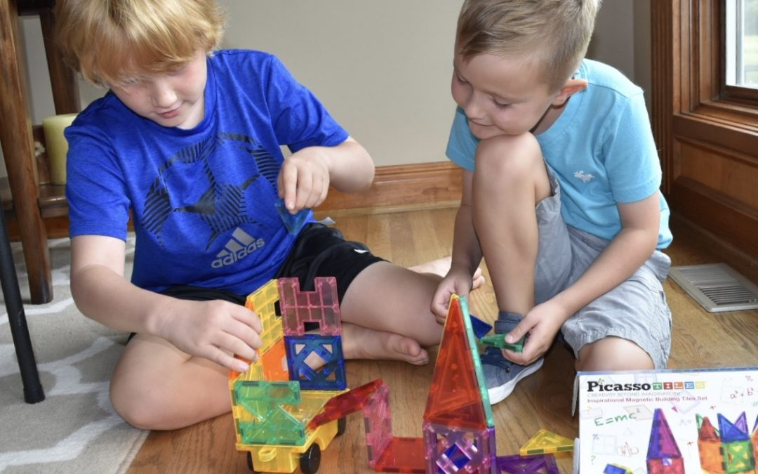 Picasso Tiles Fun For Kids