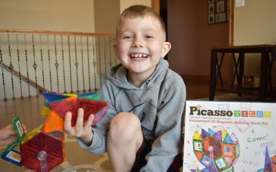Fun With Picasso Tiles